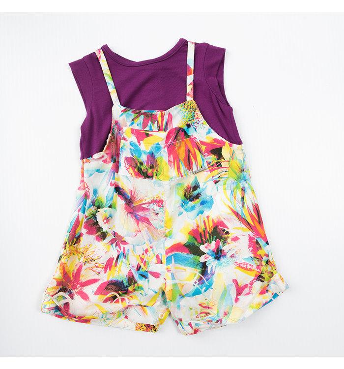 JPG Girl's Short Jumpsuit