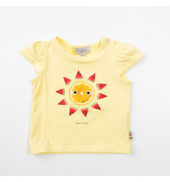 T-Shirt Fille Paul Smith