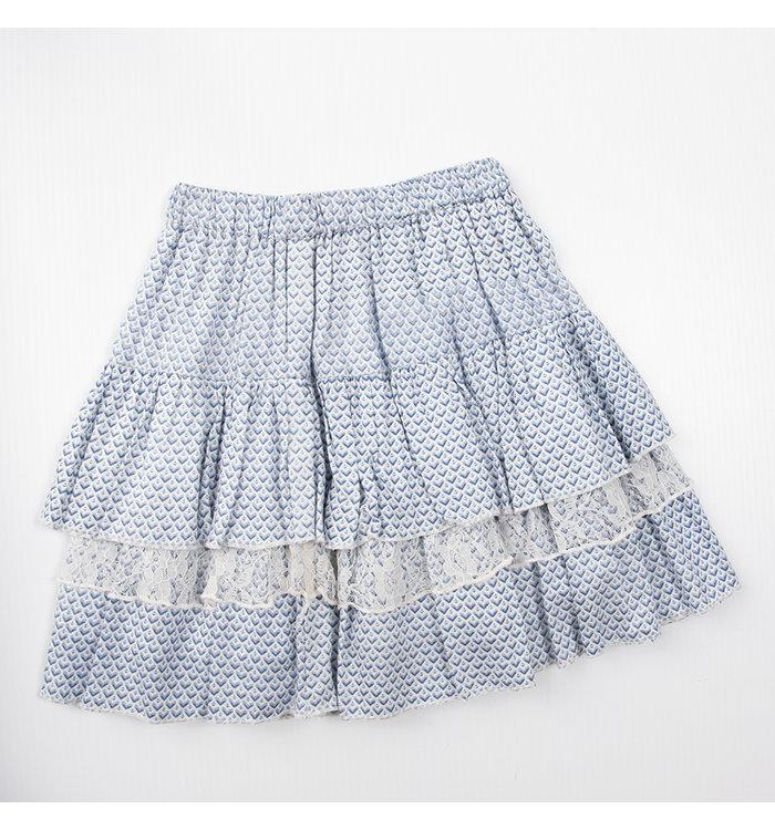 Creamie Girl's Skirt