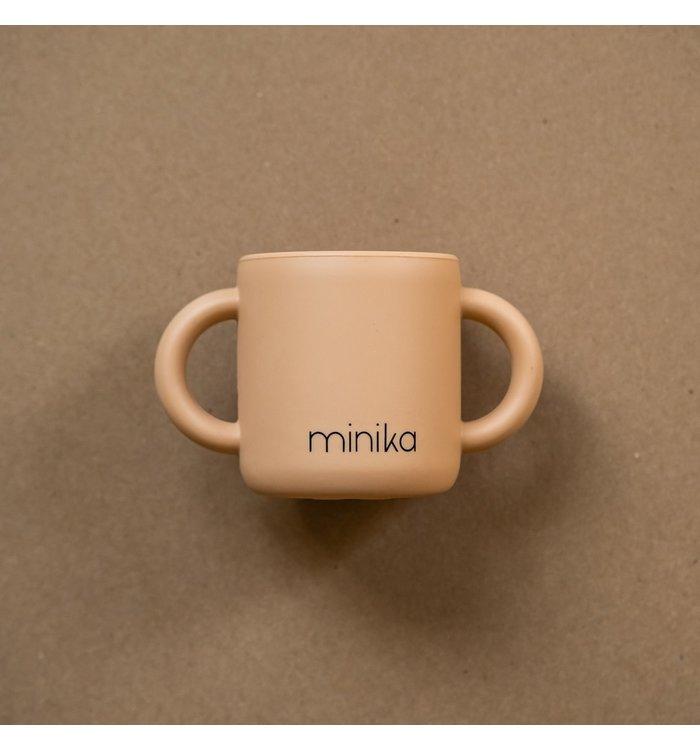 Minika MINIKA NATURAL LEARNING CUP WITH HANDLE