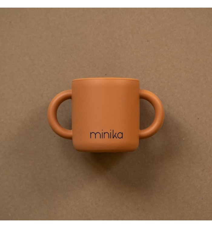 Minika MINIKA GINGER LEARNING CUP WITH HANDLE