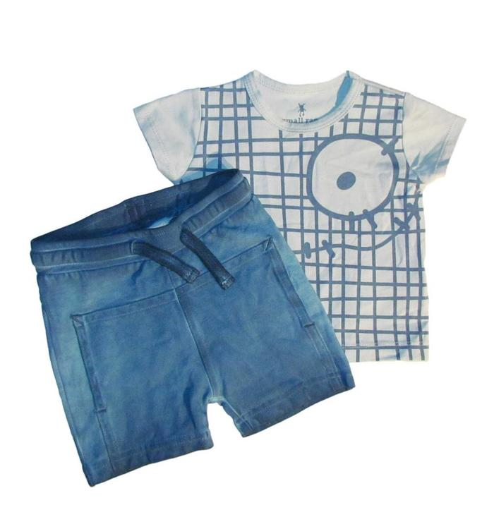 Small Rags Small Rags 2-piece set, PE