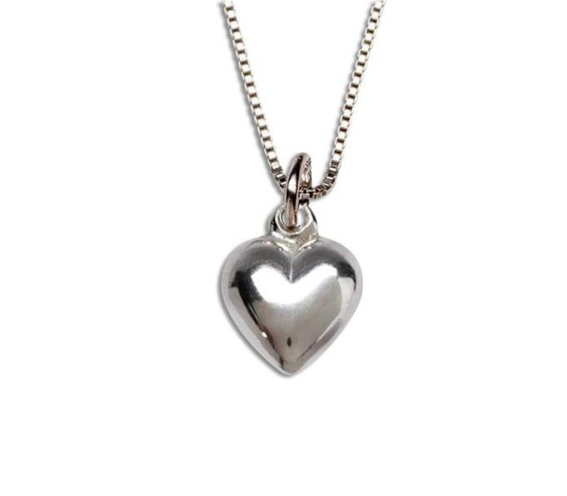 Cherished Moments Heart Necklace