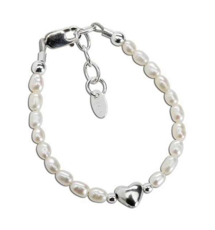 Cherished Moments Cherished Moments Pearl Bracelet
