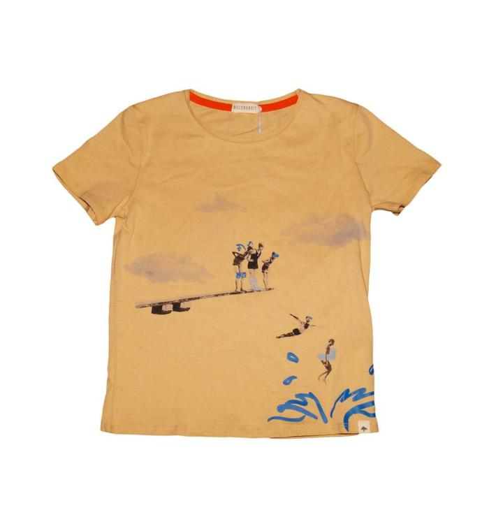 Billybandit T-shirt imprimé BillyBandit, CR