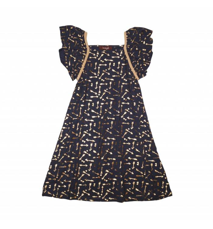 Imoga Imoga printed dress, PE