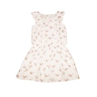 3Pommes Printed dress, CR