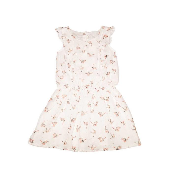3 pommes 3Pommes Printed dress, CR