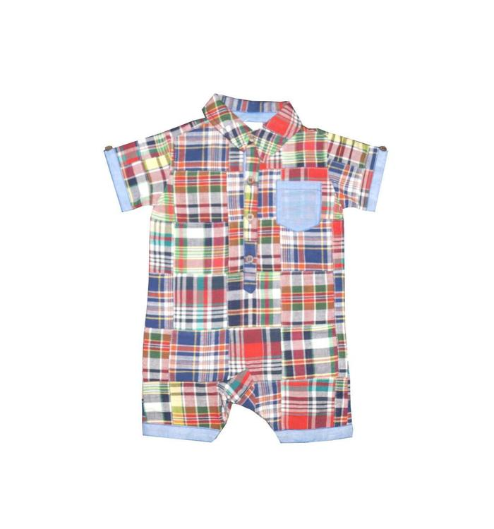 Fore Axel!! & Hudson Fore!! Romper