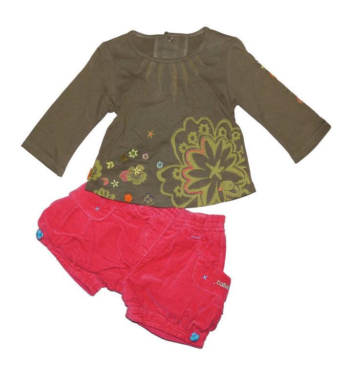Catimini Catimini Sweater&Shorts Set