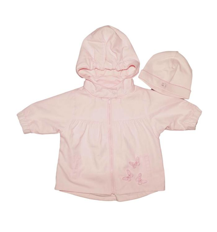 Emile & Rose Emile&Rose Baby Girl Coat, PE