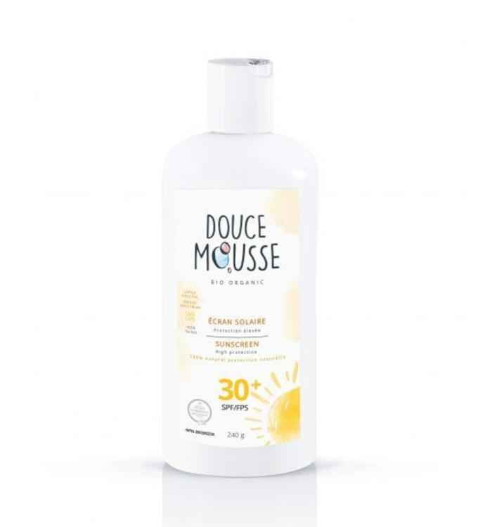 Douce Mousse DOUCE MOUSSE BABY SUNSCREEN (SPF 30)