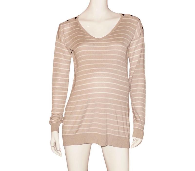 Séraphine Maternity & Nursing Sweater, CR