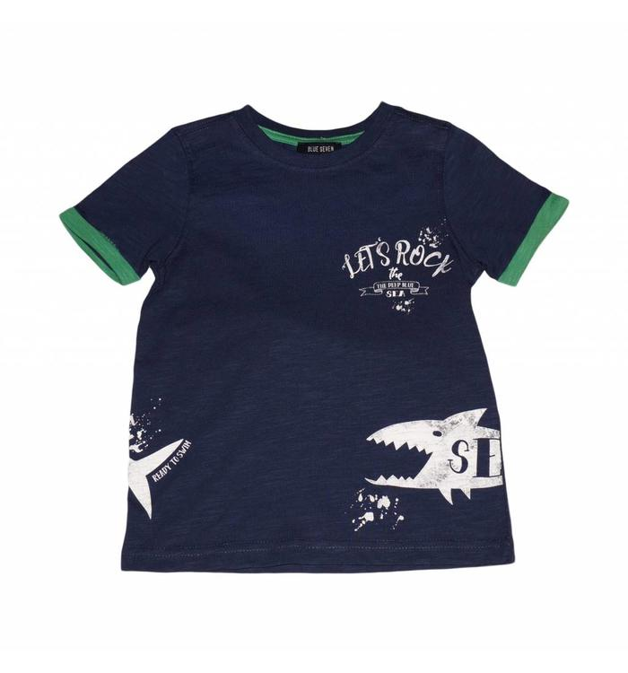 T-Shirt Blue Seven, PE