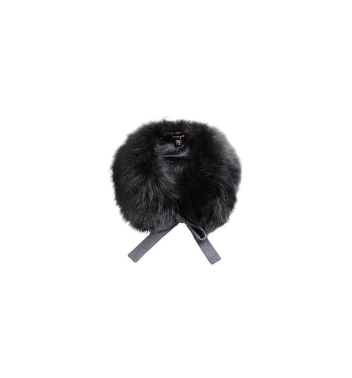 Imoga Imoga Girl's Fur Collar, AH
