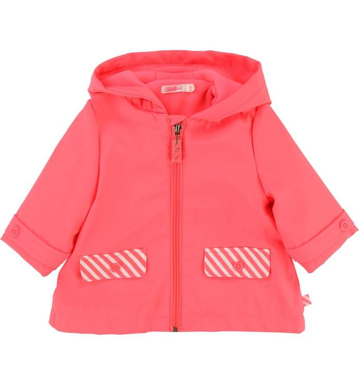 Billieblush Billieblush Girl's Raincoat, AH