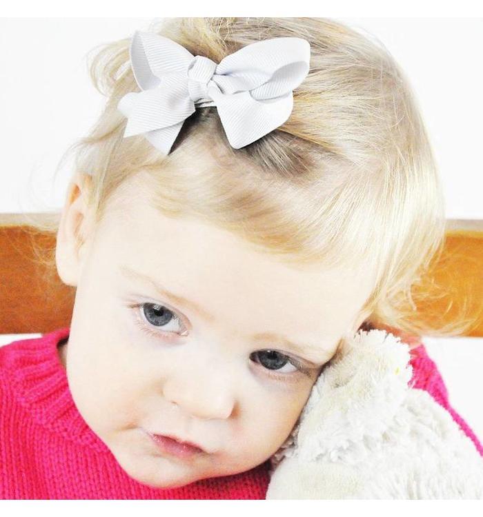 Baby wisp BABY WISP BOW CLIP 4''