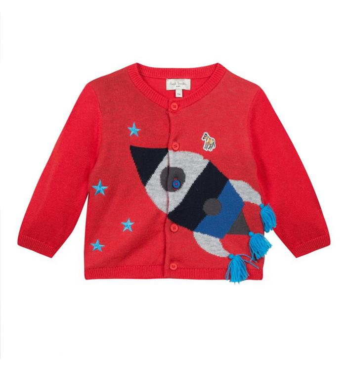 Paul Smith Paul Smith Boy's Cardigan, AH