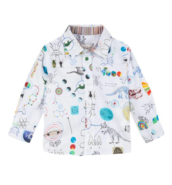 Paul Smith Paul Smith Boy's Shirt, AH