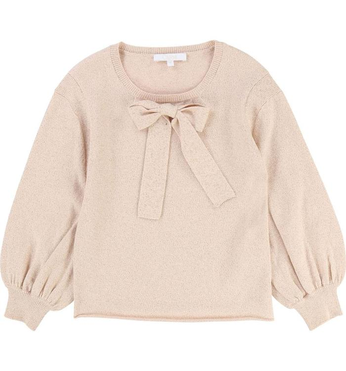 Chloé Chloé Girl's Sweater, AH
