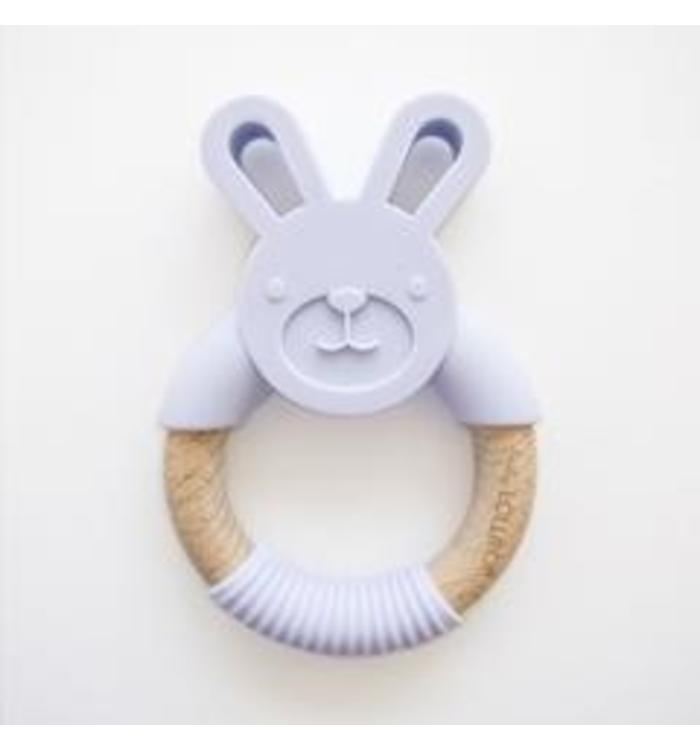 Loulou Lollipop LOULOU LOLLIPOP BUNNY TEETHER
