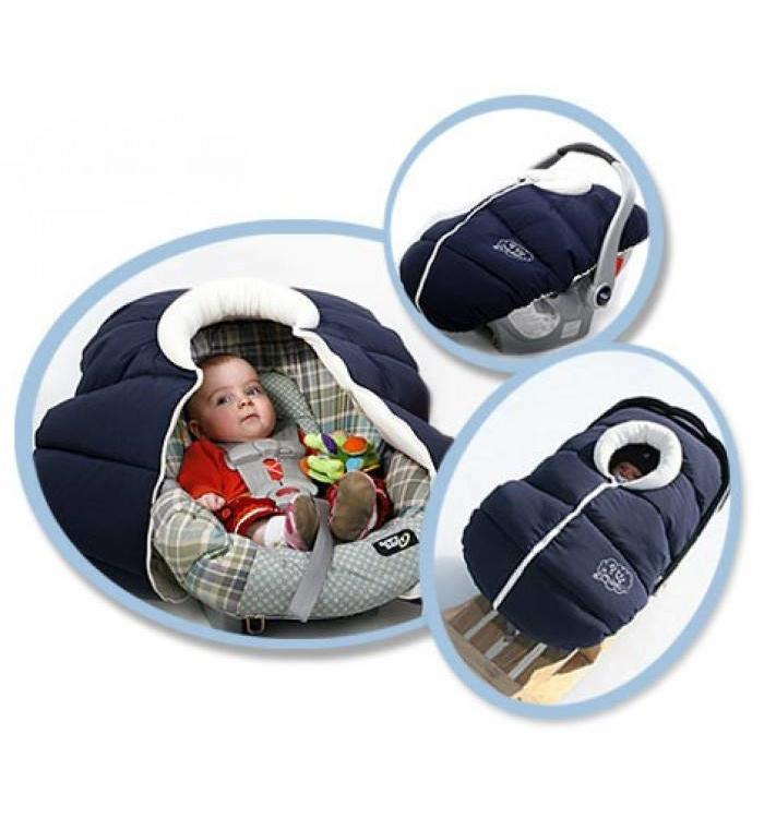 Petit Coulou PETIT COULOU WINTER CAR SEAT COVER