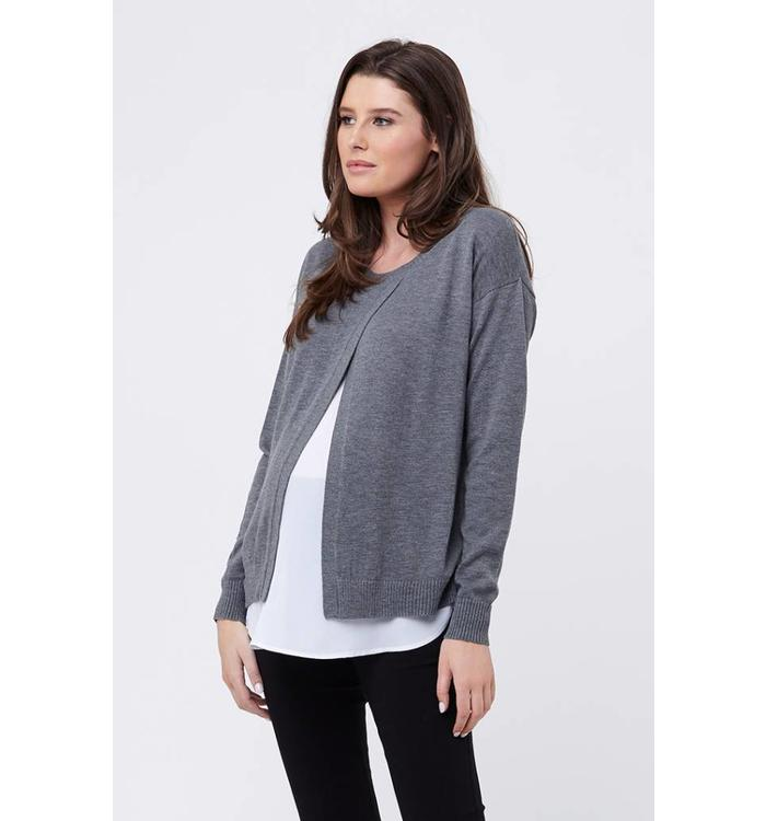 Ripe Ripe Maternity Nursing Sweater, CR