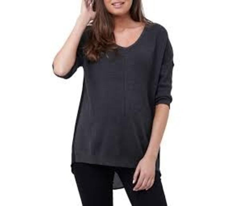 Ripe Maternity Omega Knit Top, CR