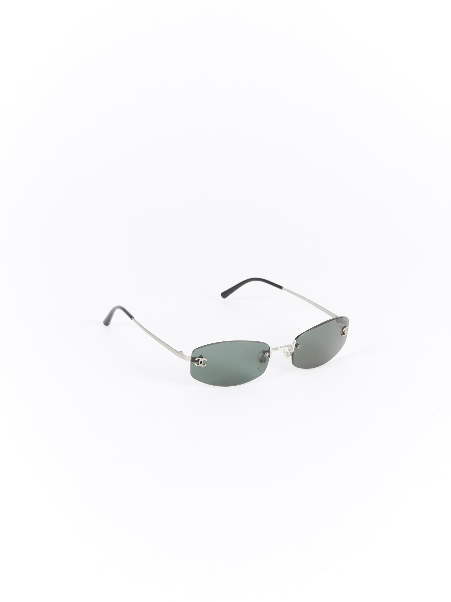 5f94e3d21daa Chanel Frameless Sunglasses | RUSE