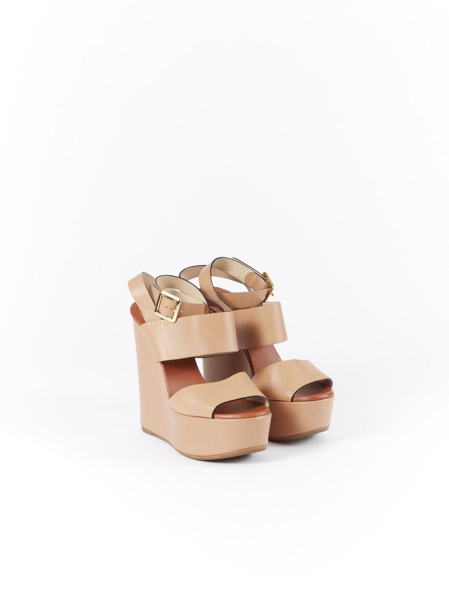Chloé Wedge Sandals | RUSE