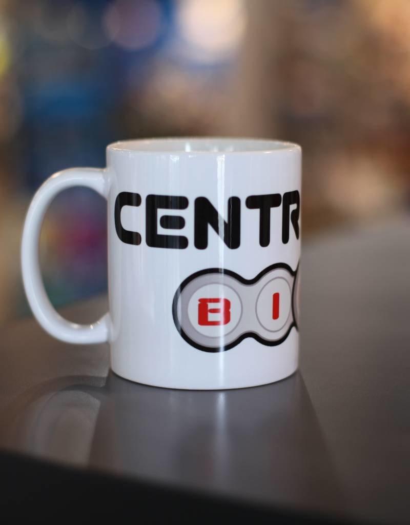 CentriPEDAL Wraparound Mug White