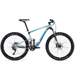 Giant 2015 Anthem Advanced 27.5 1 L Silver/Blue