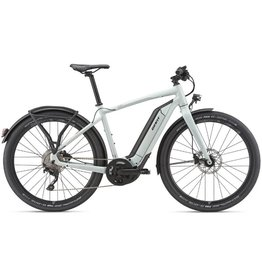 Giant 2019 Quick E+ 28MPH L Solid Gray