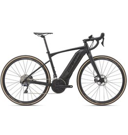Giant 2019 Road-E+ 1 Pro 28MPH M Matte Black