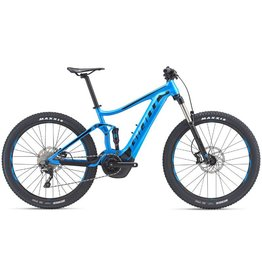 Giant Stance E+ 2 Power 20mph M Metallic Blue