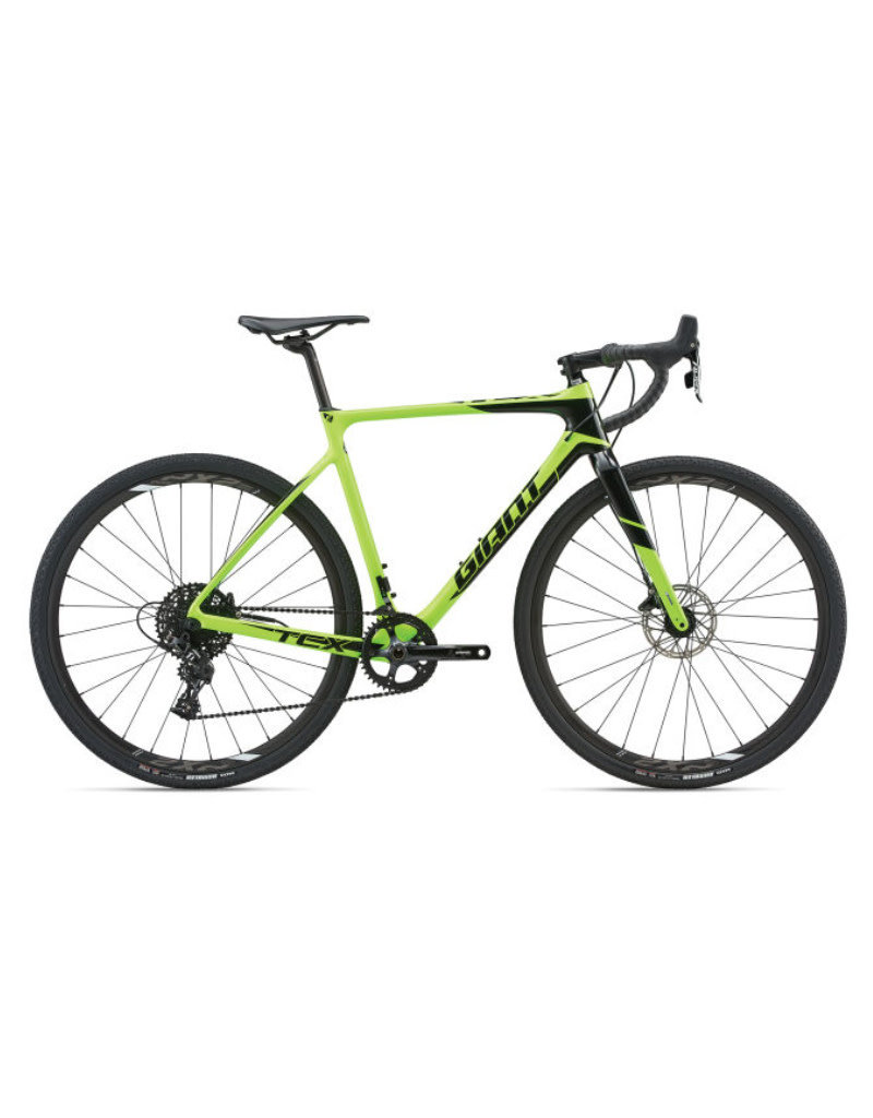 Giant TCX Advanced SX ML Neon Green/Black