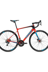 Giant Defy Advanced 1-CDB L Matte Neon Red/Blue/Black