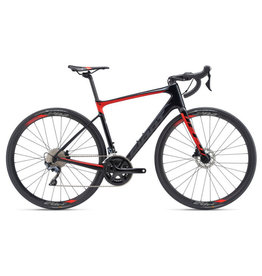 Giant 2019 Defy Advanced 1 ML Carbon/Pure Red