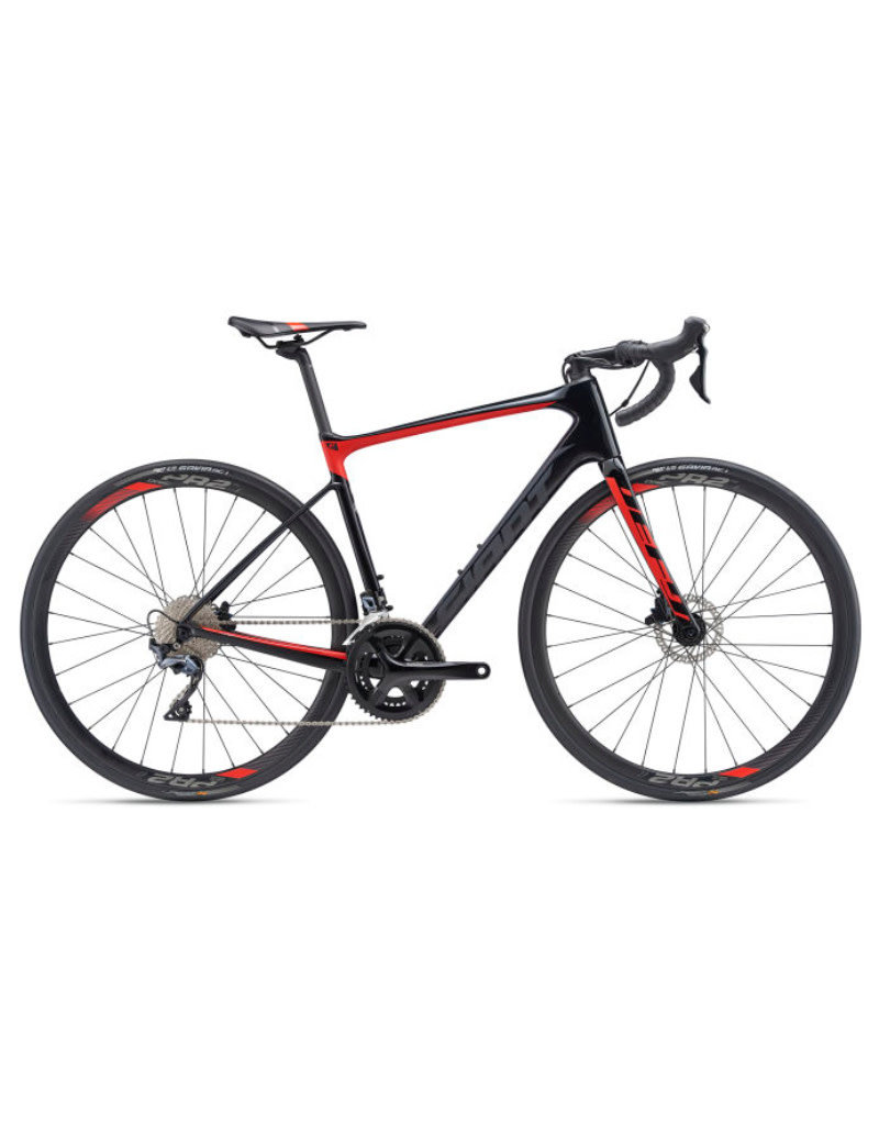 Giant Defy Advanced 1 ML Carbon/Pure Red
