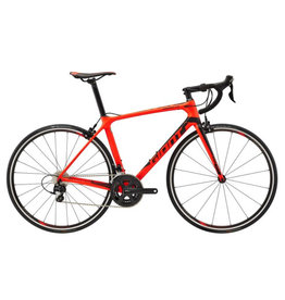 Giant 2018 TCR Advanced 2 S Matte Neon Red/Black