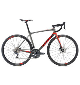 Giant 2019 TCR Advanced 1 Disc-KOM ML Charcoal