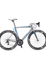 Giant Propel Advanced 2 M/L Silver/Blue/White
