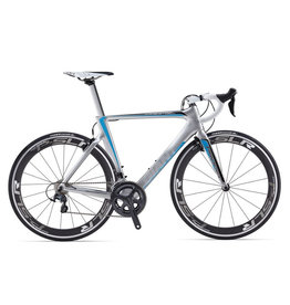 Giant 2014 Propel Advanced 2 M/L Silver/Blue/White