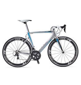 Giant 2014 Propel Advanced 2 M/L Silver/Blue/White
