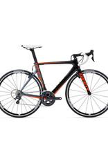 Giant Propel Advanced 1 L Composite/Charcoal/Orange
