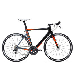 Giant 2016 Propel Advanced 1 L Composite/Charcoal/Orange