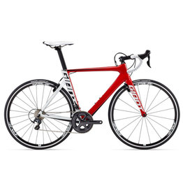 Giant 2015 Propel Advanced 1 M/L Red/White/Black