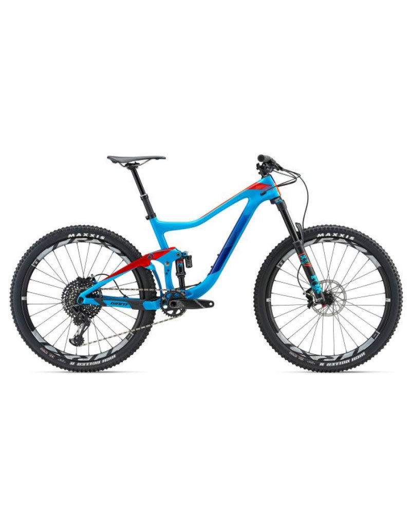 Giant Trance Advanced 1 L Blue/Neon Red/Dark Blue