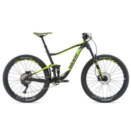 Giant 2018 Anthem 3 L Matte Black/Neon Yellow