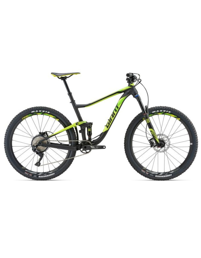 Giant Anthem 3 L Matte Black/Neon Yellow